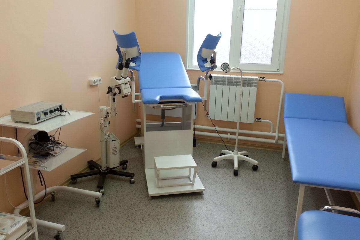 Приёмная у гинеколога 11 фотография